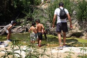Nacimiento del río Vinalopó (Banyeres deMariola)