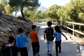 Ruta Faro delAlbir